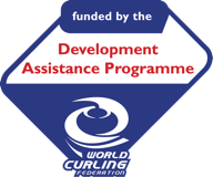 Funded by the Development Assistance Programme - World Curling Federation