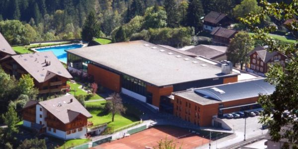 The Palladium de Champéry, National Ice Sports Centre