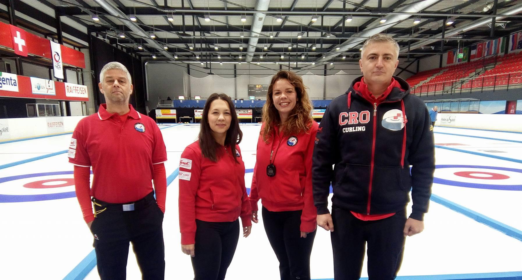 Hrvatska mix curling reprezentacija 2017